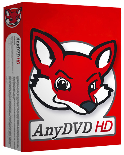 SlySoft AnyDVD and AnyDVD HD 7.5.0.3 Beta
