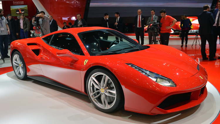 all of that grunt will accelerate the 488 gtb from 0 to 62 mph in just 30 seconds and on to a top speed of over 205 mph it will also lap ferraris - Ferrari 488 Vs Lamborghini Huracan