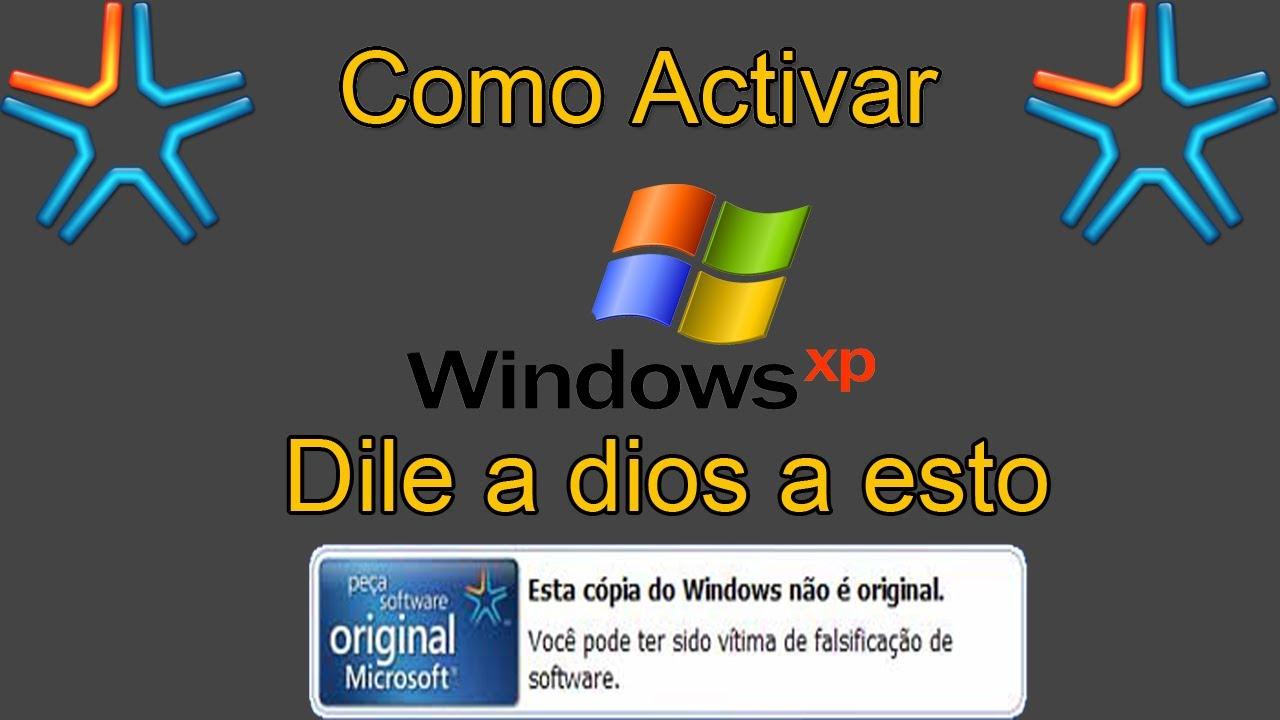 Windows xp antiwpa crack and antiwga crack latest working with sp3