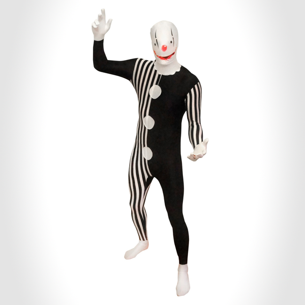killer clown Morph Suits