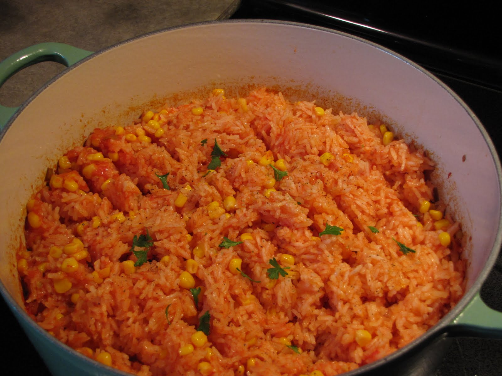 Mexican Rice Recipe | Forever, For Always, No Matter What