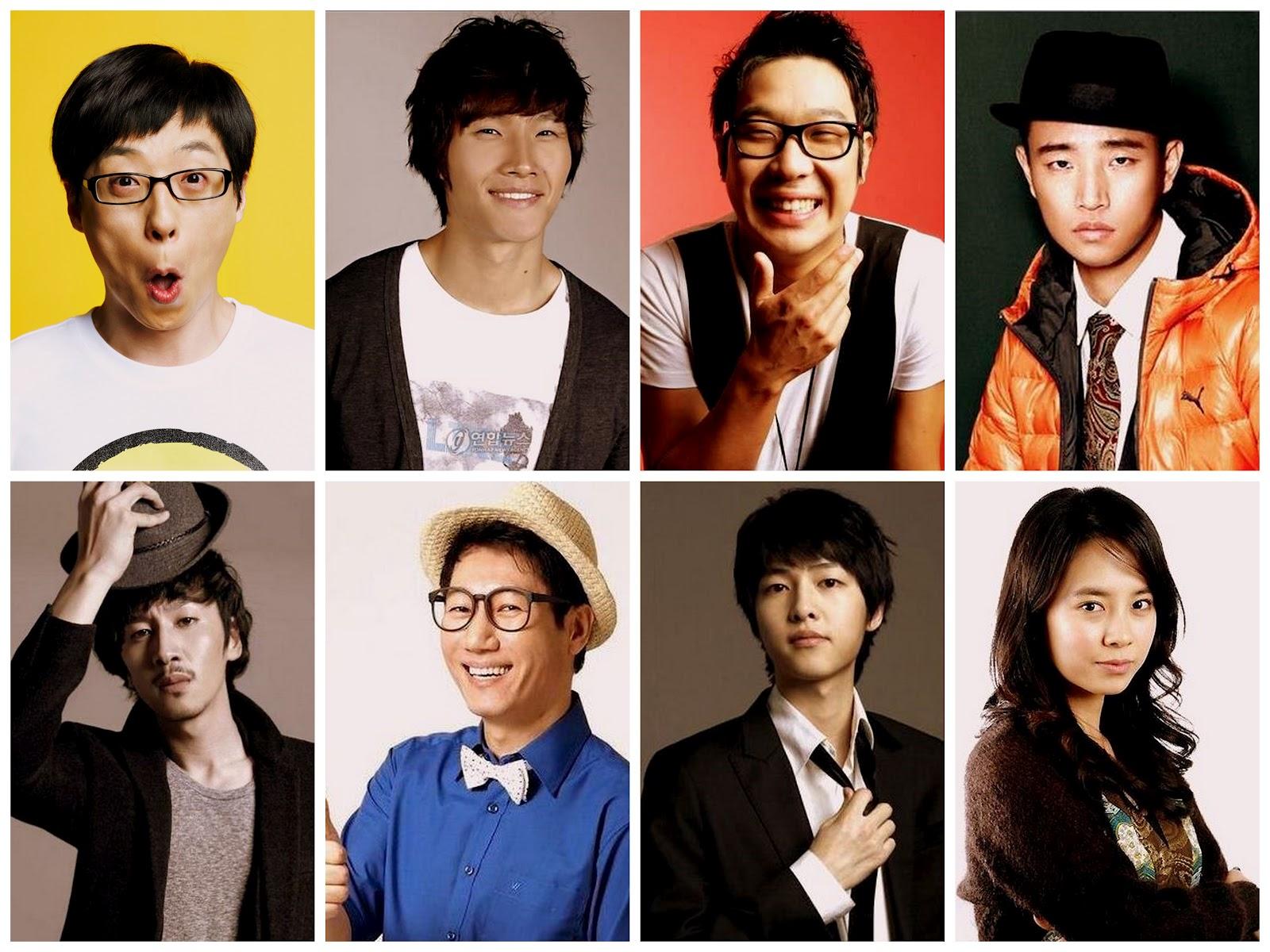 Running Man Korean Variety Wallpaper