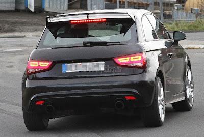 Audi RS1 2012