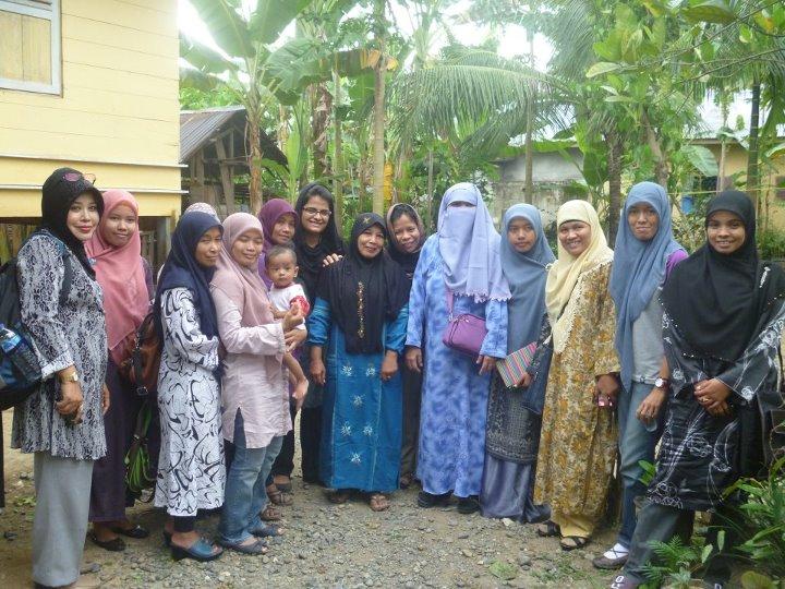 Aman Women Commission Is Positive Peace With Us Exchange Program