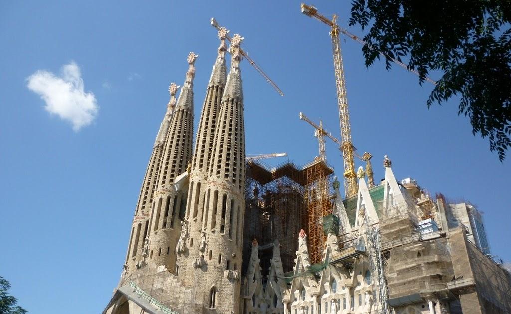 Arquitectura arte sacro y liturgia antoni gaud l for Arquitectura sacro