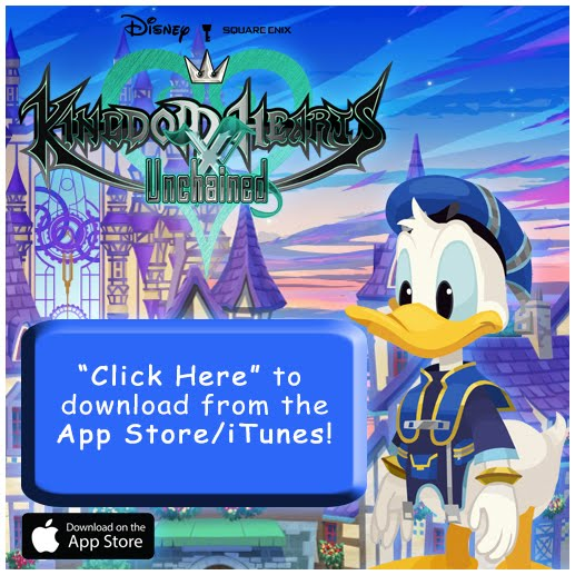 KINGDOM HEARTS Unchained χ (App Store)