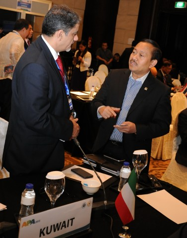 Sidang APA Dorong Investasi Asia Tetap di Asia