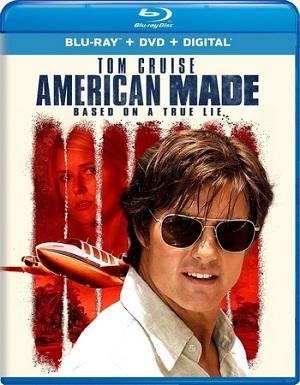 American Made 2017 BRRip BluRay 720p 1080p