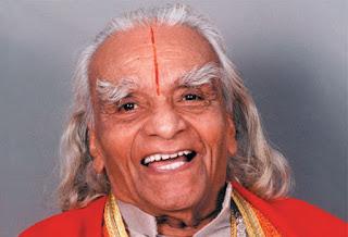 BKS Iyengar's 97th Birthday Iyengar Yoga