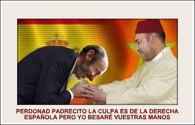 Los saharauis siempre tienen el apoyo del partido que no gobierna (Pedro Ugarte)