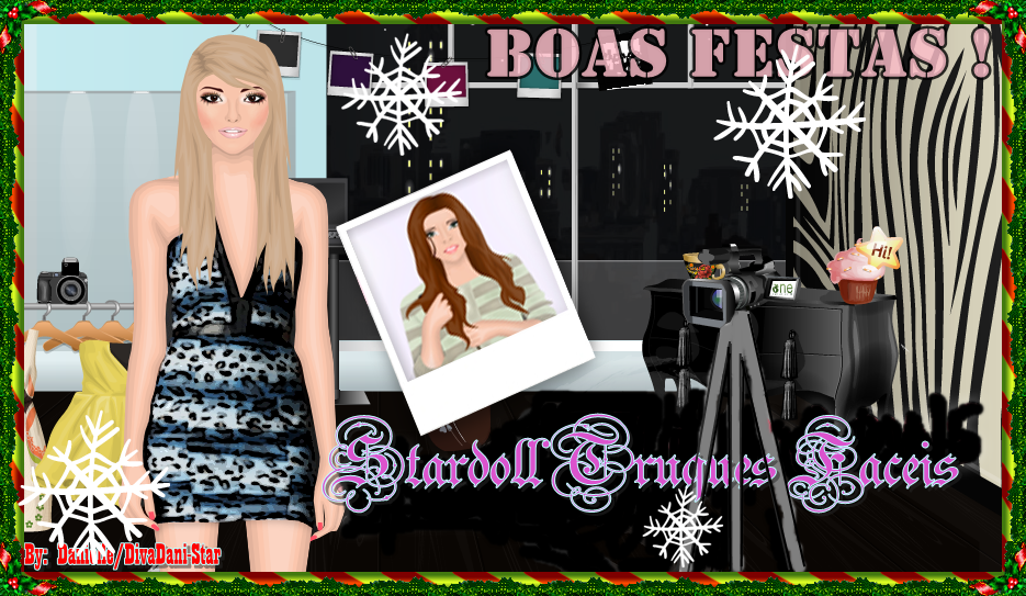 • Stardoll - Truques Faceis