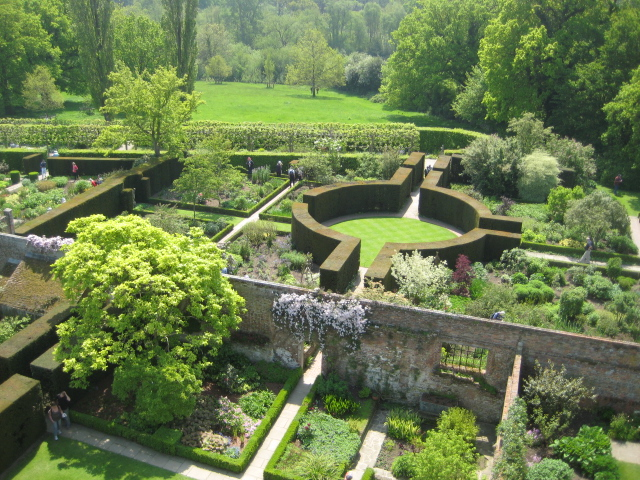Famous English Landscape Gardens Flowers Gallery