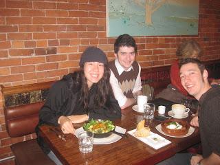 Vancouver: Cafe Medina
