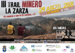 III TRAIL MINERO LA ZARZA