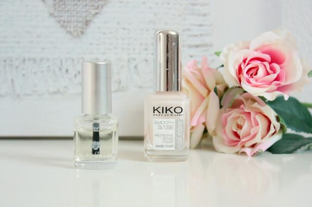 base 2 en 1 Avril et smooth base Kiko