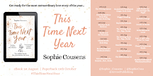 This Time Next Year Blog Tour
