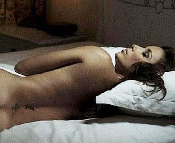 Eva Longoria posa desnuda Al Rojo Vivo VIDEO