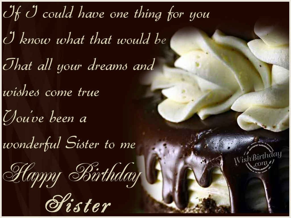 Happy Birthday Wishes To Sister ~ Happy birthday wishes for sister