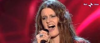 Irene Fornaciari foto cantante