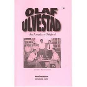 Portada del libro sobre la vida de Olaf Ulvestad