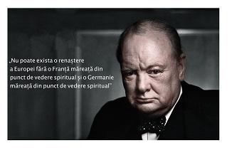 Peter Costea 🔴 Churchill și recreștinarea Europei