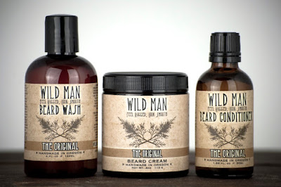 Wild Man Beard Gift Set