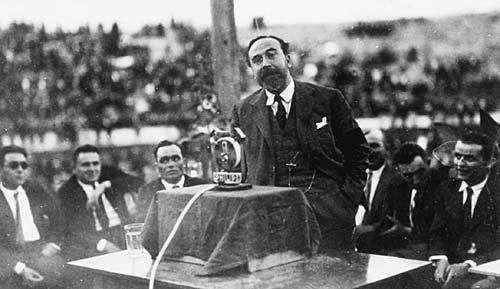Fernando de los Ríos, el sentido humanista de la república