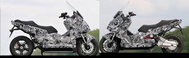 BMW E-Scooter Konsep-Gambar Foto Modifikasi Motor Terbaru.jpg