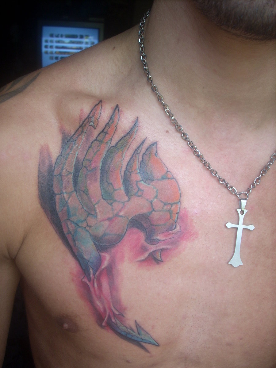 The hodge podge gallery current favorites january 2012 for Fairy tail symbol tattoo