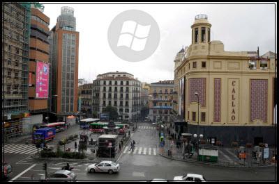 Presentación de Windows 8 en Madrid