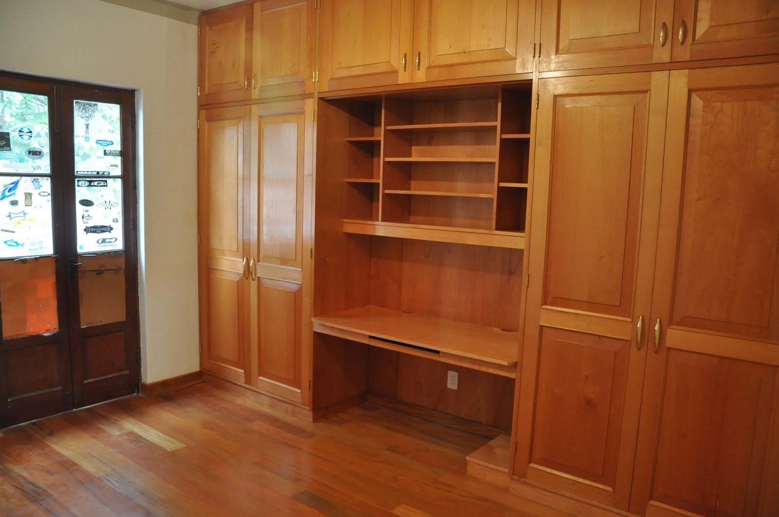 Fidel fern ndez e hijos muebles finos de madera una for Closets finos madera
