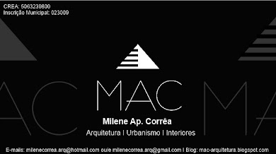 MAC Arquitetura I Urbanismo I Interiores