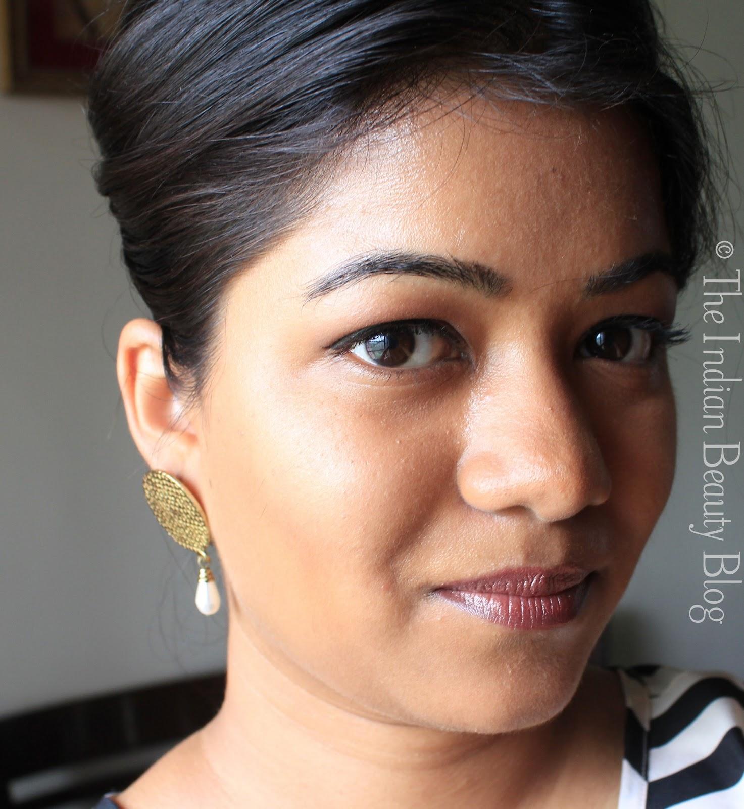 Deepika Padukone inspired makeup look using L'Oreal Paris ...