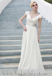 Balklänning - Grekiskt inspirerad