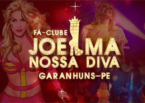 FÃ CLUBE JOELMA NOSSA DIVA