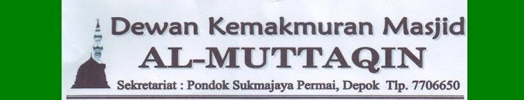 DKM Al-Muttaqin, Depok