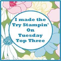 Yay Top 3!!!