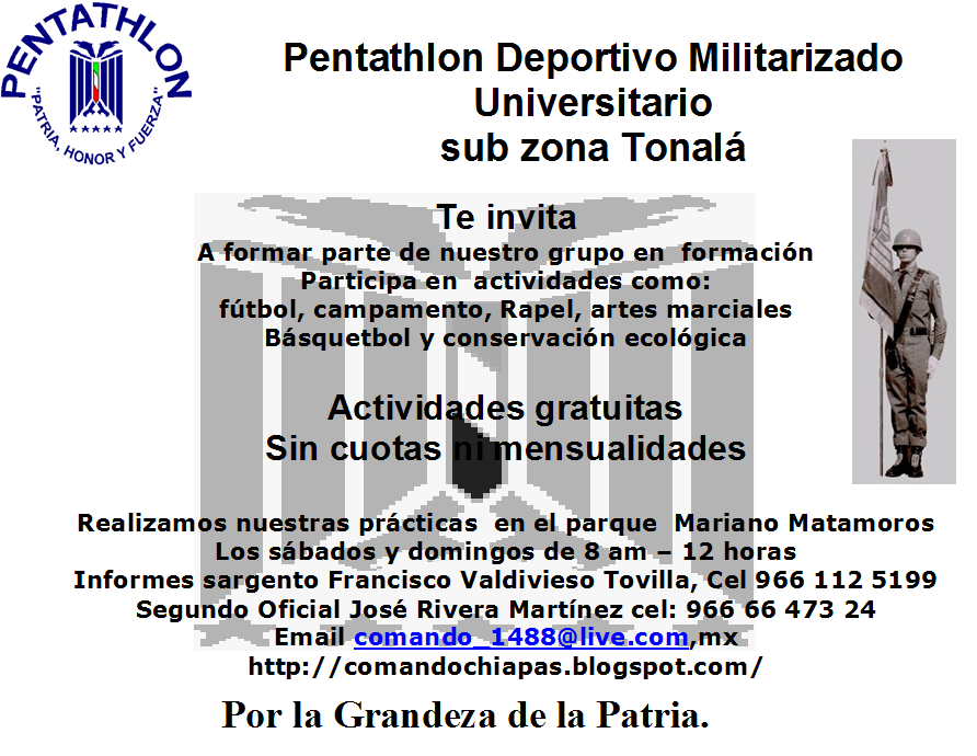 Pentathlon Tonalá