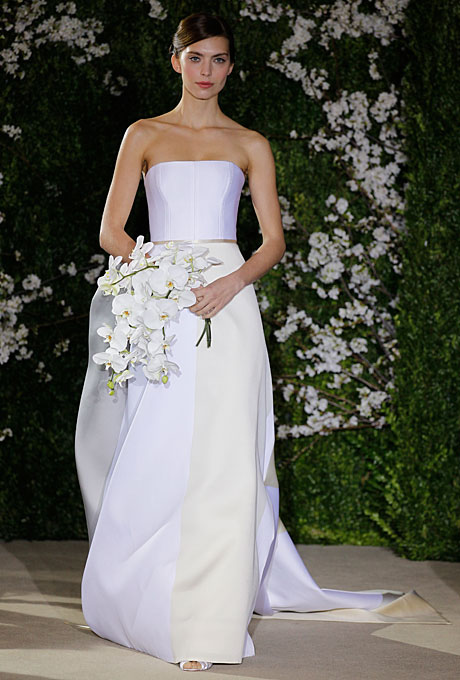 2012 Wedding Gown Collection by Carolina Herrera