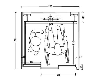 Medidas Minimas Hueco Ascensor Hydraulic Actuators
