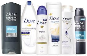 Teszteld a Dove termékeit!