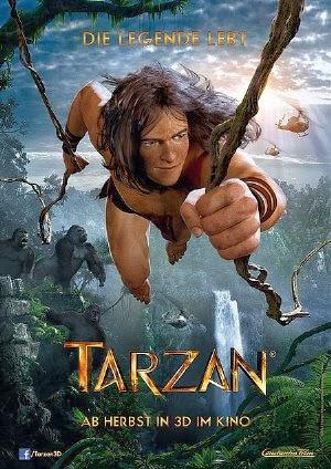 Cậu Bé Rừng Xanh - Tarzan (2013) Vietsub