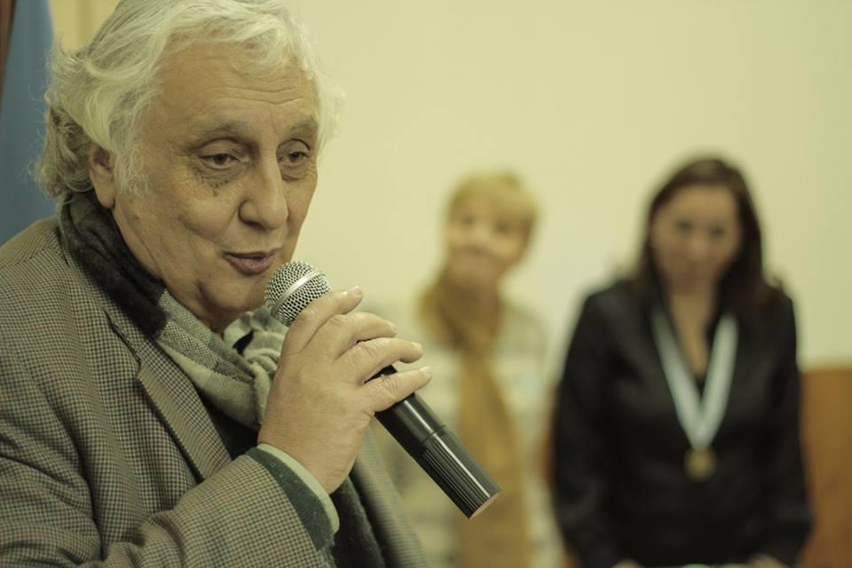"Conferencia: ""LA INSPIRACION ECOLOGISTA DEL Gral. MANUEL BELGRANO"" Club Buchardo (16/07/16)"