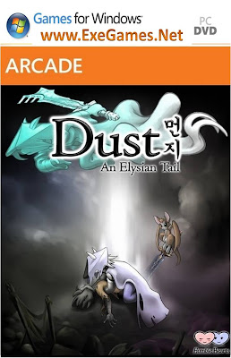 Dust An Elysian Tail Game