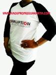T-Shirt Anti korupsi