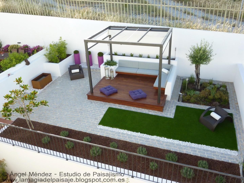 Paisajista dise o de jardines en badajoz c ceres y toda - Jardines sin mantenimiento ...
