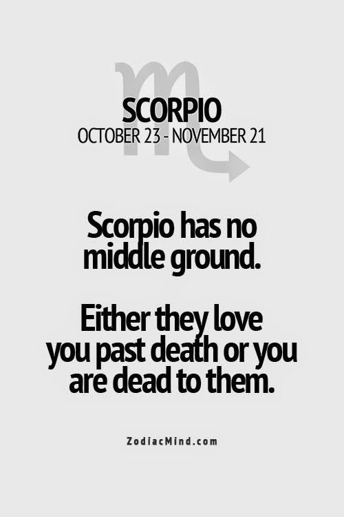 scorpio what are they like