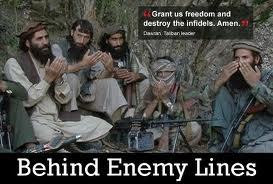 Afghanistan: Behind Enemy Lines Documentary Movie Watch Online