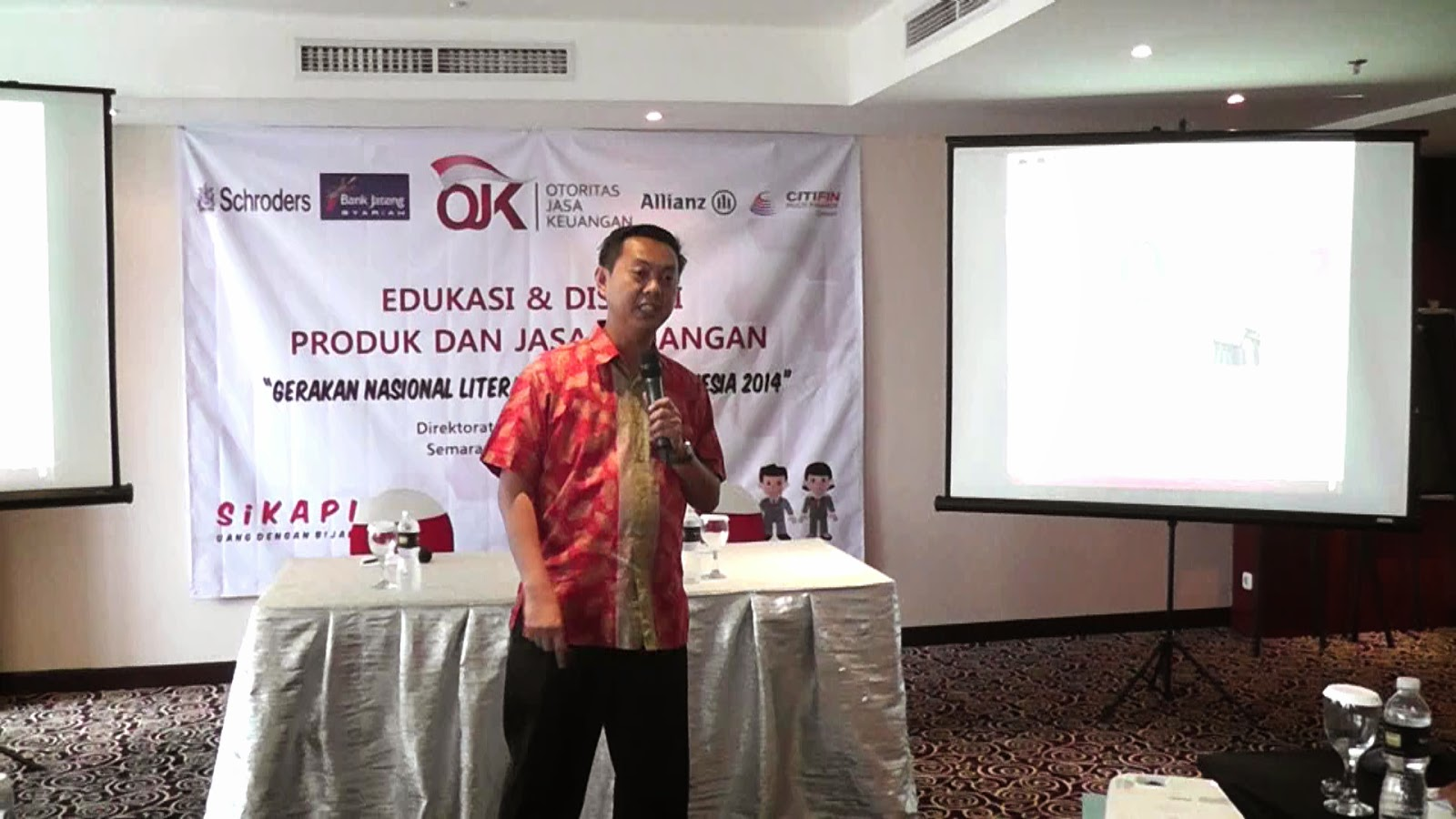 Jasa Video Shooting seminar semarang