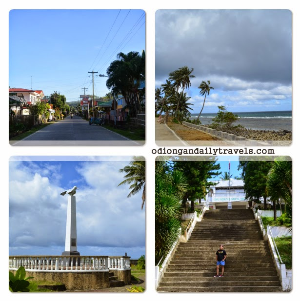 Out of Town:  The Peaceful Town of San Andres